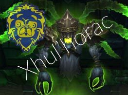 iPuG vs Xhul'horac Mythic